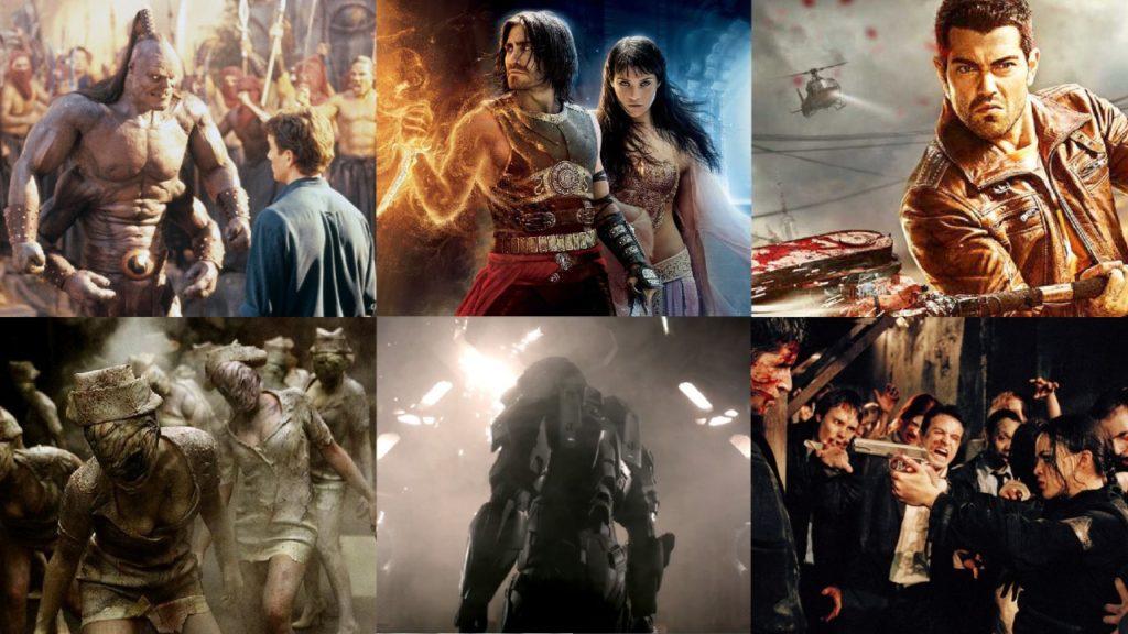 6 Filmes baseados em jogos para assistir na Netflix