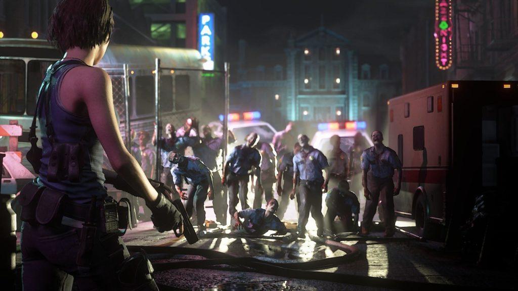 Resident Evil 3 remake terá maior foco em ação (Foto: Reprodução)