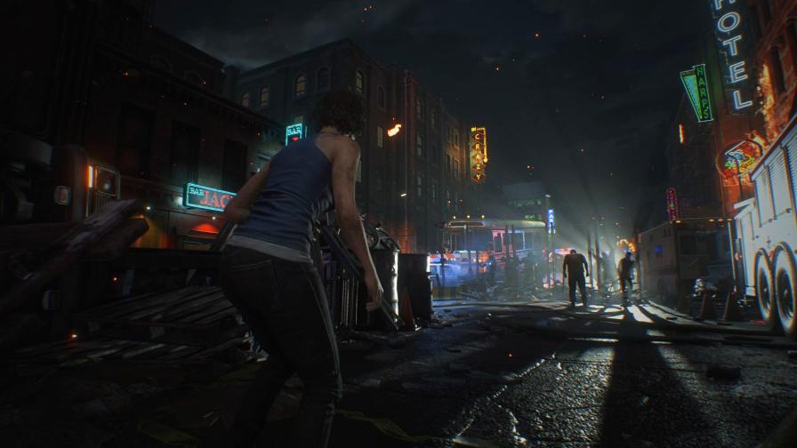 A Raccon City de Resident Evil 3 será uma espécie de mundo aberto