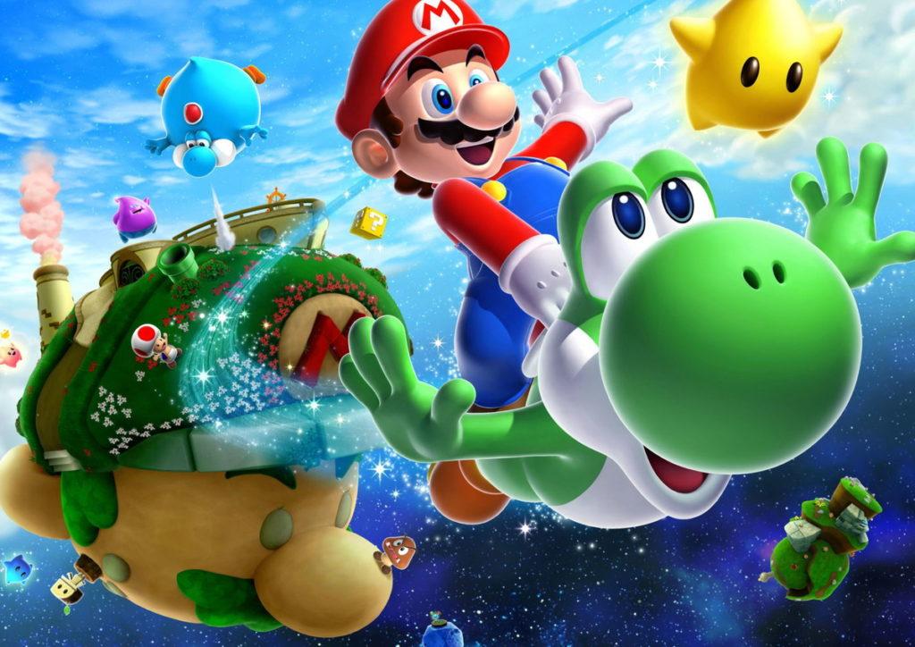 Nintendo pode lançar remasters de Super Mario para comemorar 35 anos da franquia