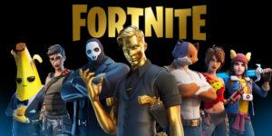 Terceira temporada de Fortnite capa