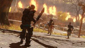 NPCs de Fallout 76 estão roubando itens de jogadores mortos