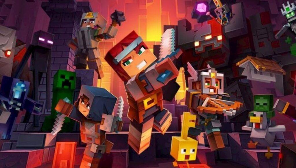 Minecraft Dungeons: Veja trailer de lançamento e requisitos de sistema