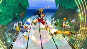 Kingdom Hearts Ainda existem dois