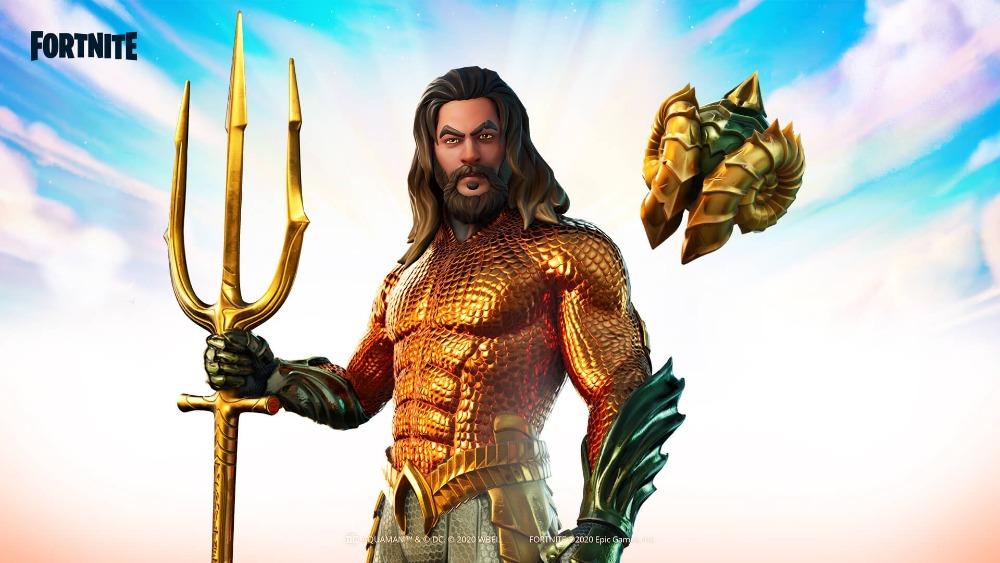 Como conseguir a skin de Aquaman em Fortnite