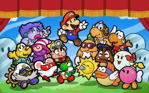 Paper Mario capa
