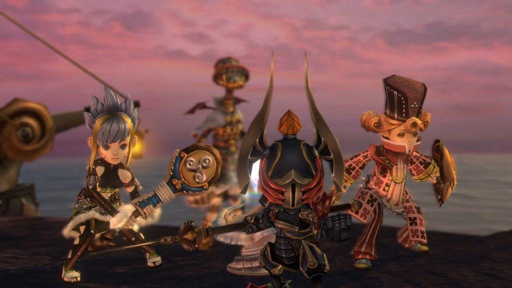 Final Fantasy Crystal Chronicles: Remastered Edition  - Lançamentos de jogos em agosto de 2020