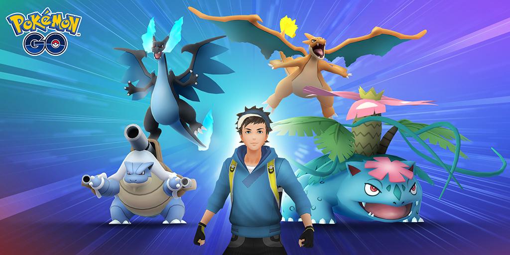 Megaevolução de Pokémon Go | Tudo o que você precisa saber