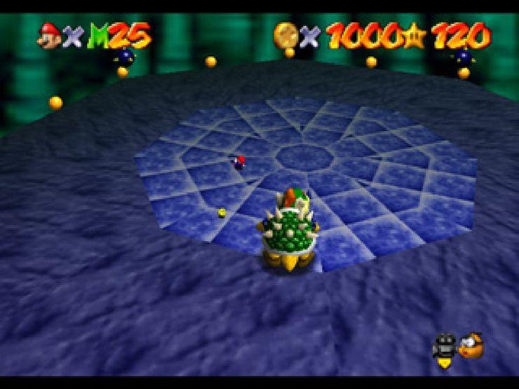 Vidas Infinitas Mario 64