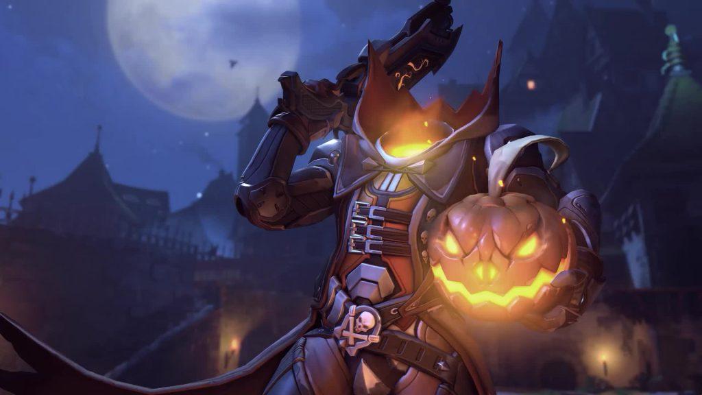 Jogos com eventos celebrando o Halloween em 2020