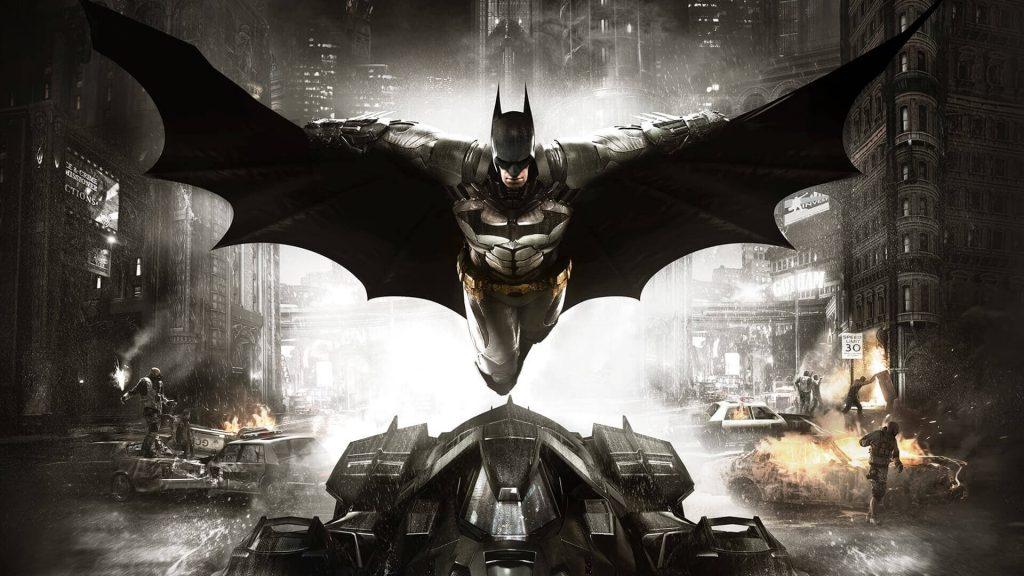 games do Batman