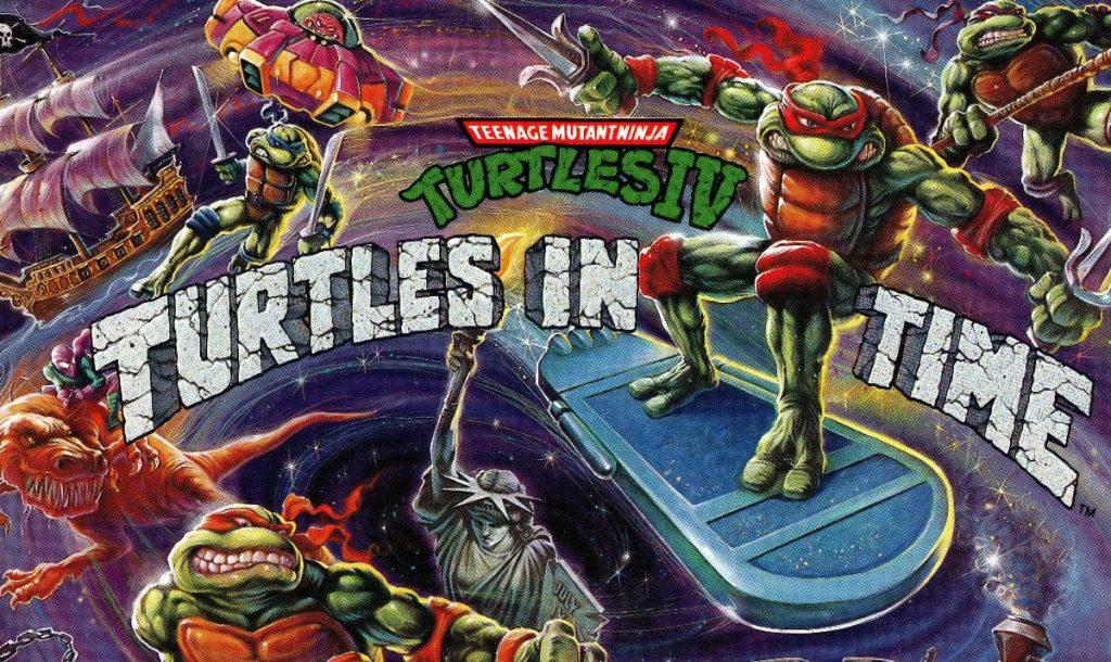 Teenage Mutant Ninja Turtles IV: Turtles in Time | Códigos e Dicas para o jogo de SNES