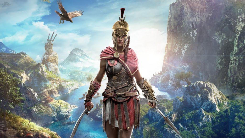 jogos da série Assassins Creed odyssey