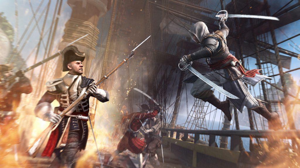 jogos da série Assassins Creed black