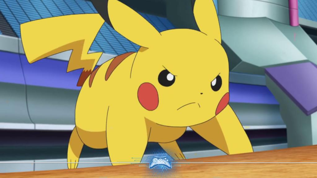 Pikachu, o pokémon mais emblemático da franquia