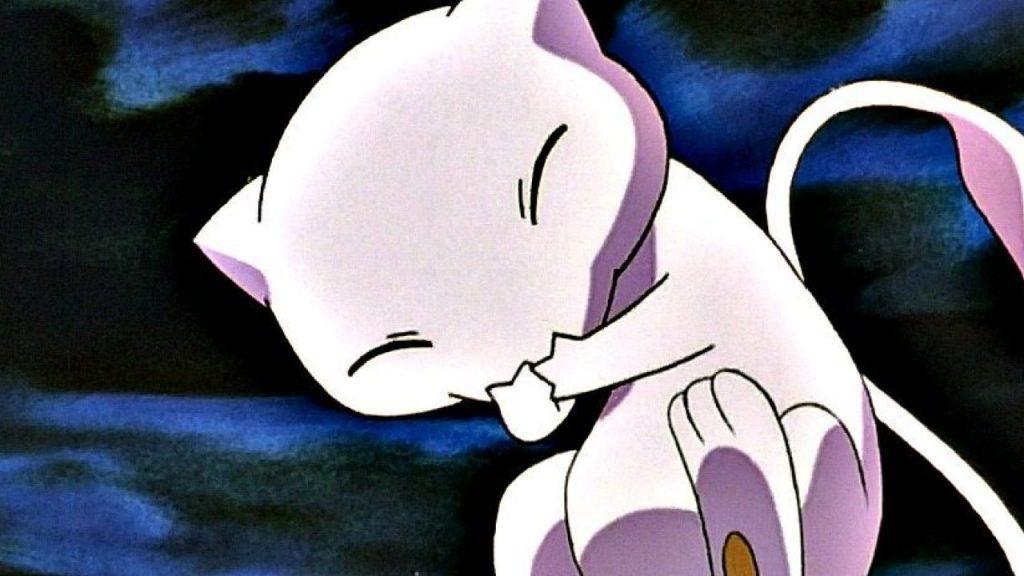 Mew, um dos mais poderosos Pokémon de todos os tempos