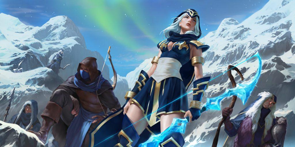 Riot está desenvolvendo um MMO de League of Legends