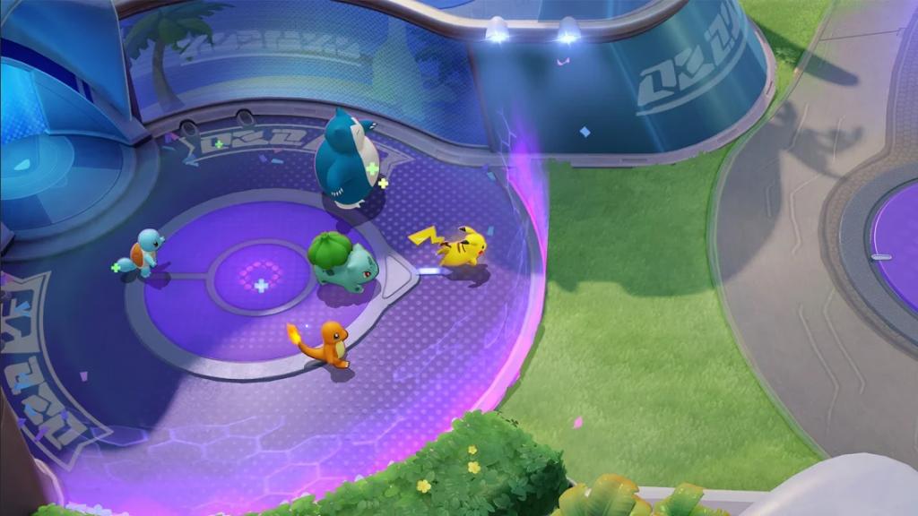 O MOBA de Pokémon entrará em beta para os usuários de Android no Canadá