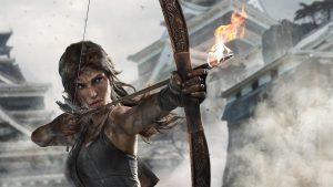 Tomb Raider capa
