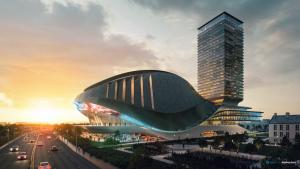 Arena da OverActive será construída em Toronto e pretende sediar mais de 200 eventos por ano