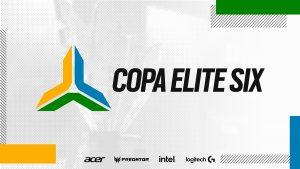 Cinco brasileiros estão nos playoffs da Copa Elite Six