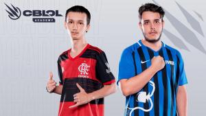 O duelo entre FURIA e Flamengo vai rolar na final do Academy