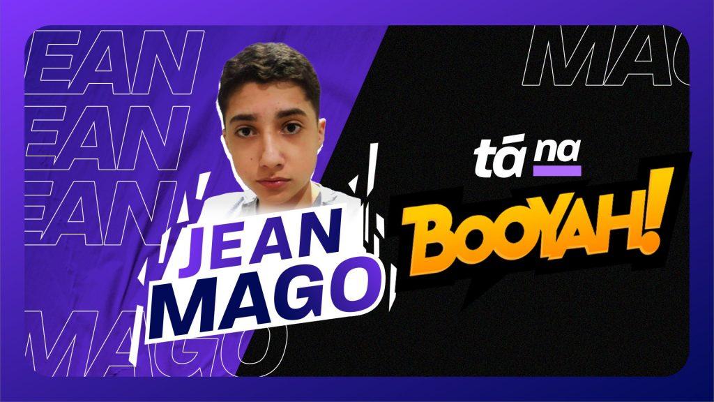 Jean Mago irá streamar na BOOYAH!, plataforma da Garena.