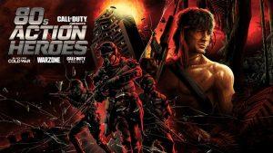 Call of Duty: Warzone receberá John Rambo e McClane