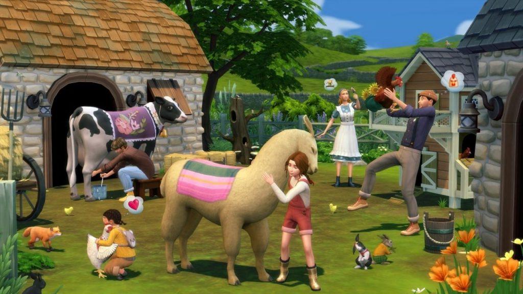 The Sims 4: EA anuncia lançamento de expansão Vida Campestre