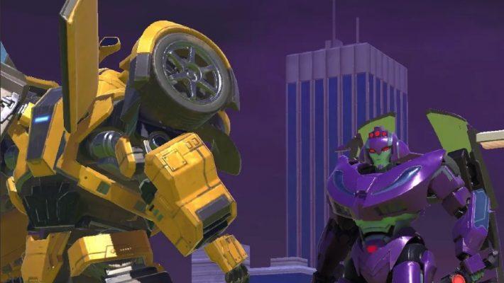 Transformers vai ganhar jogo feito pelos criadores de Pokémon GO